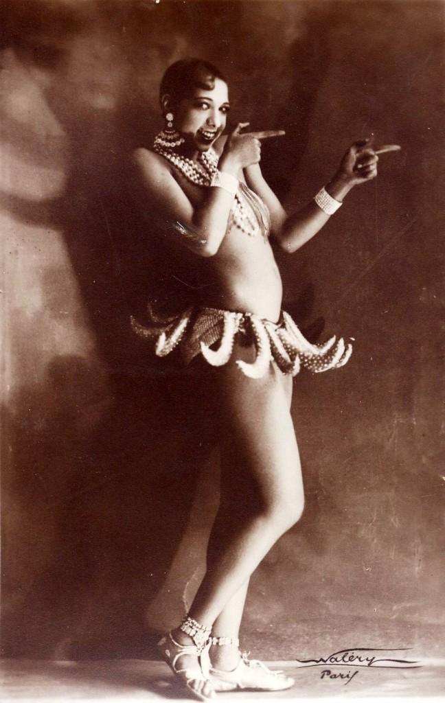 Josephine Baker, Walery, French, 1863-1935