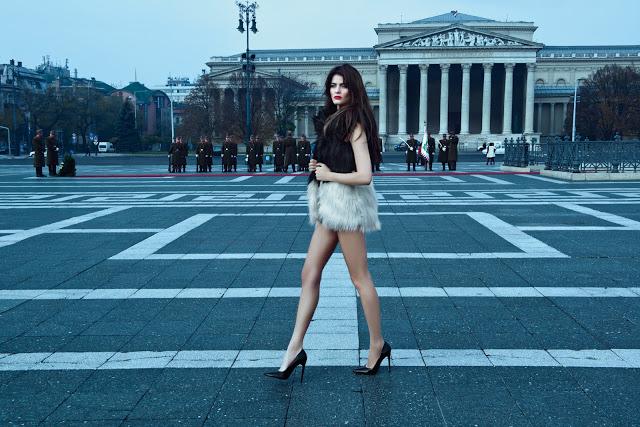 Paris stroll.