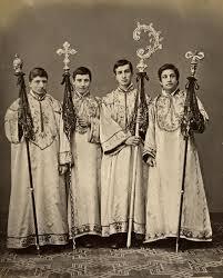 Ecclesiastical castrati.