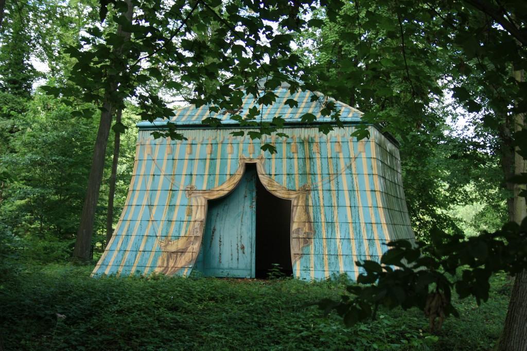 Tartar Tent, Lionel Allorge.