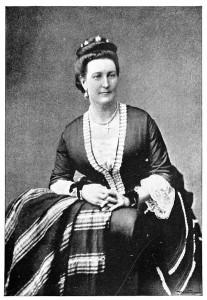 Lady Isabel Burton, 1869, photographer unknown.