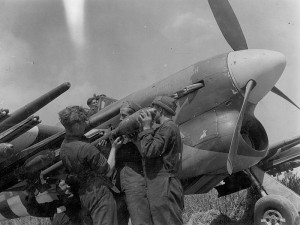Hawker Typhoon Operation Overlord, 1944.