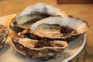 Oysters Aphrodisiac, Javier Lastras via Wikimedia Commons.